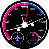 Dashboard Air - Speedometer