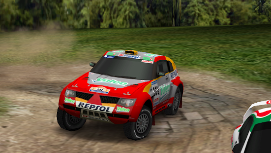 Pocket Rally - screenshot thumbnail