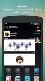 Palringo Group Messenger - screenshot thumbnail