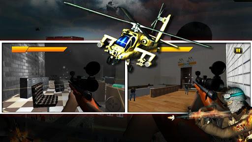 玩免費動作APP|下載刑事強盗:狙撃シューティングゲーム app不用錢|硬是要APP