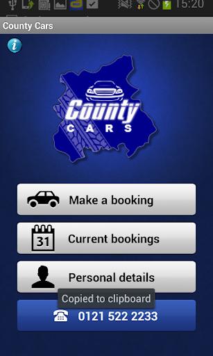 County Cars