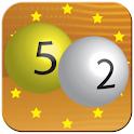 EuroJackpot Nos. & Statistics icon