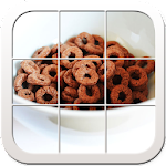 Picture Puzzle Food Game