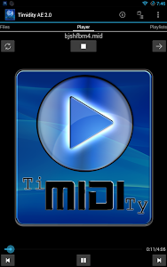 Timidity AE MIDI Player v2.6.1
