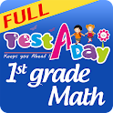 First Grade Math - Full icon