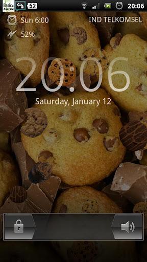 Chocolate Cookies Crunch LWP