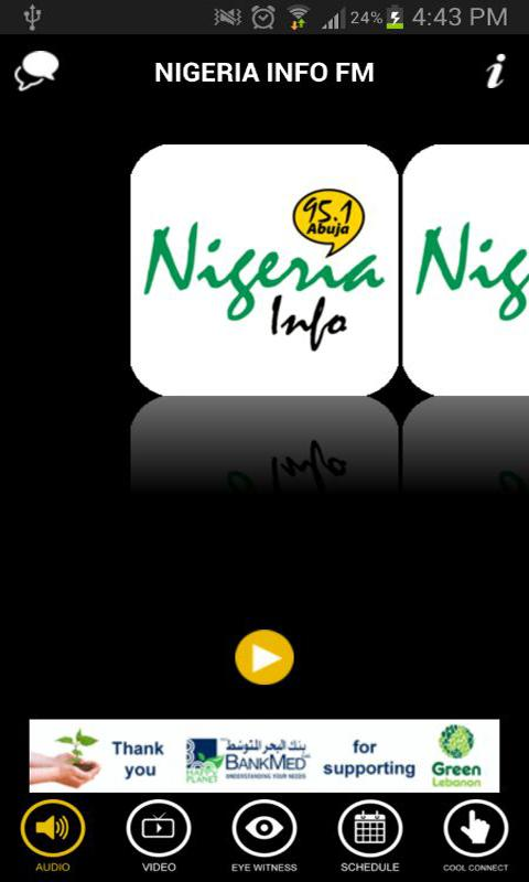 Nigeria Info FM- screenshot