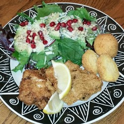 10 best cornmeal fish batter recipes for Cornmeal fish fry batter