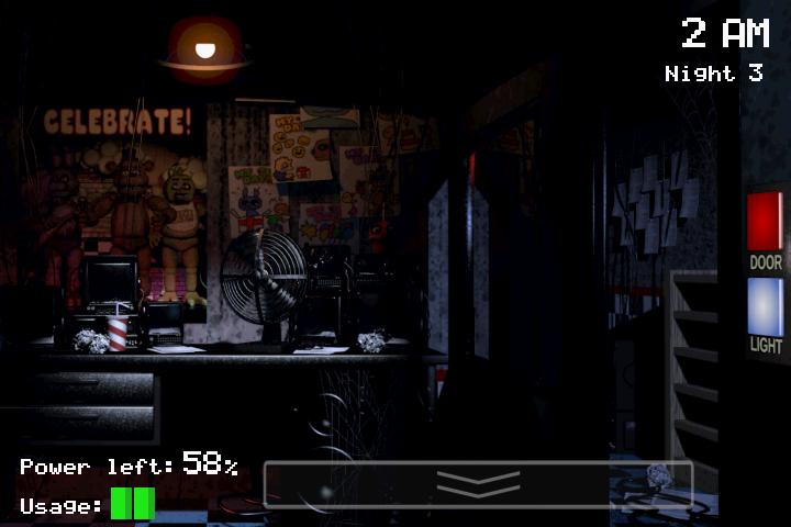 Five Nights at Freddy's screenshot #1