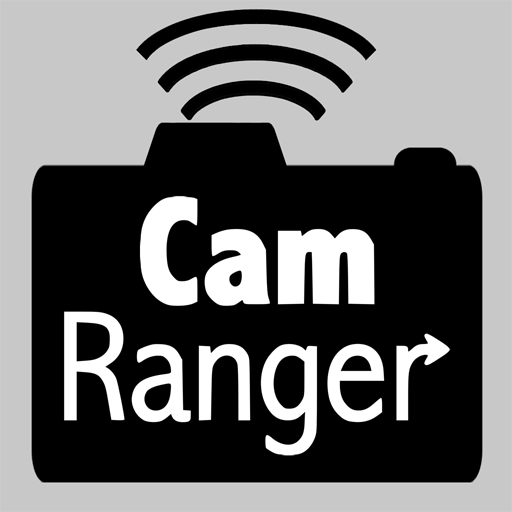 CamRanger Wireless DSLR Remote 攝影 App LOGO-APP開箱王