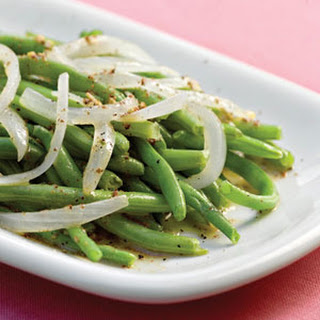Brown Butter Green Beans