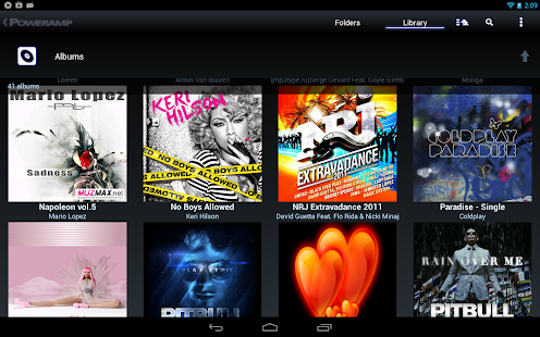 Poweramp Full Version Unlocker Screenshot 27