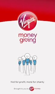 Virgin Money Giving- screenshot thumbnail