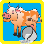 Milking Cow 1.0 Apk