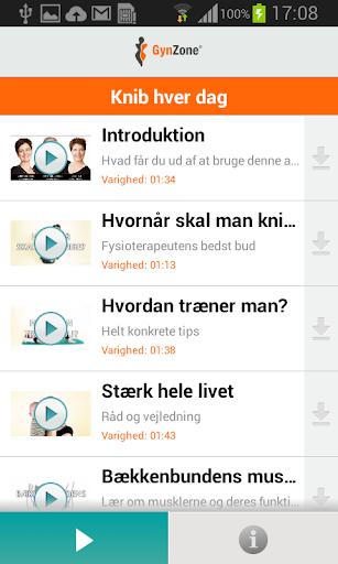【免費醫療App】Knibeøvelser - Gravid-APP點子