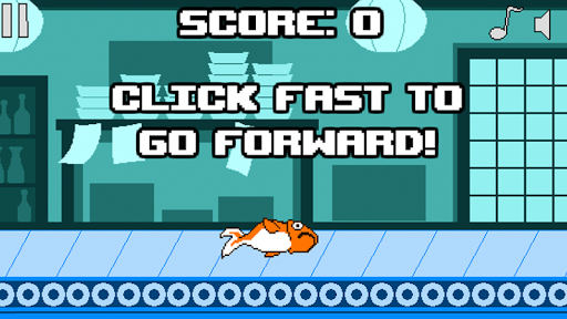 Slippy Fish - Jumping Game