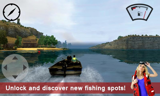 Fishing Game HD
