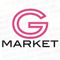 G-MARKET by SMA VARIETY logo