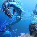 Aqua Dragon-DRAGON PJ Free 1.4.0 icon