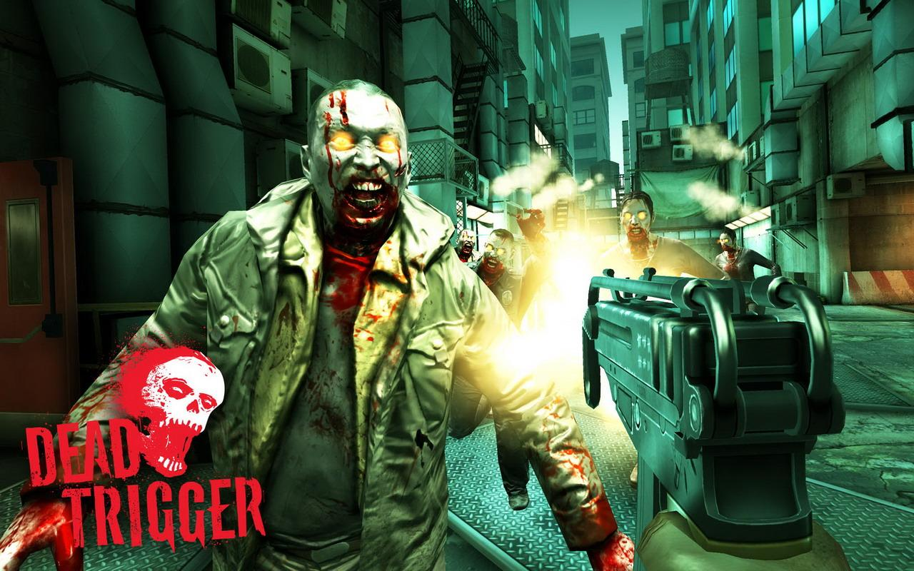 DEAD TRIGGER - screenshot