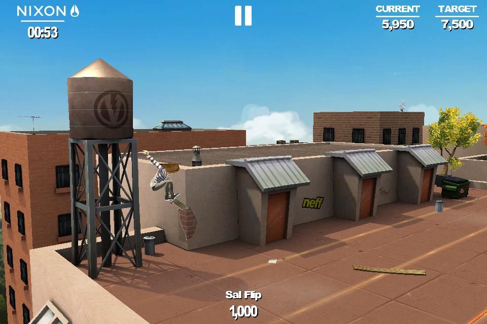 Transworld Endless Skater - screenshot