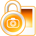SecurePhoto, free photo locker logo