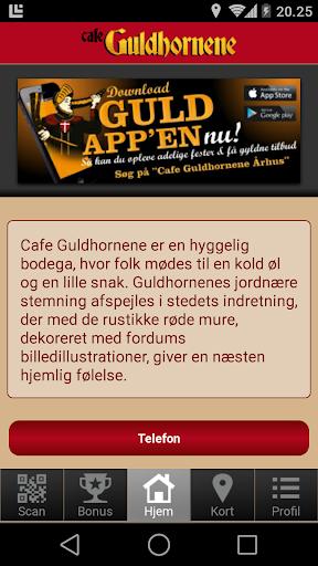 Cafe Guldhornene Aalborg