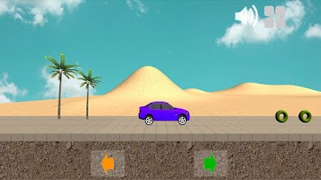 Screenshot of Great trip on cars for baby