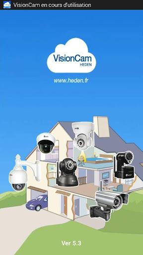 VisionCam Heden Cloud