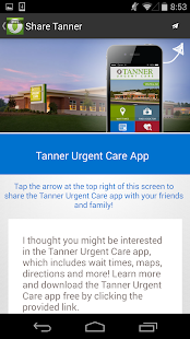 Tanner Urgent Care- screenshot thumbnail