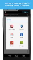 Screenshot of TextGrabber + Translator