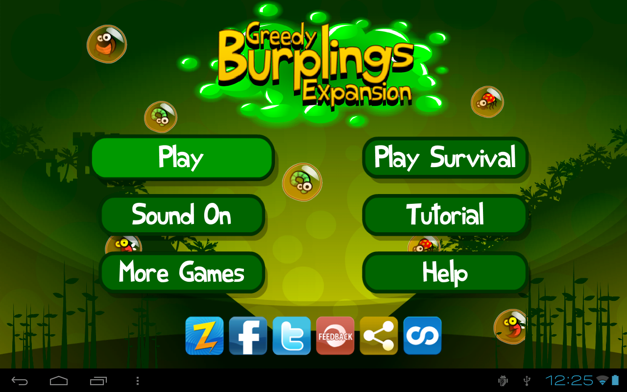 Greedy Burplings Expansion- screenshot