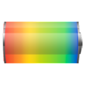 Battery charge widget