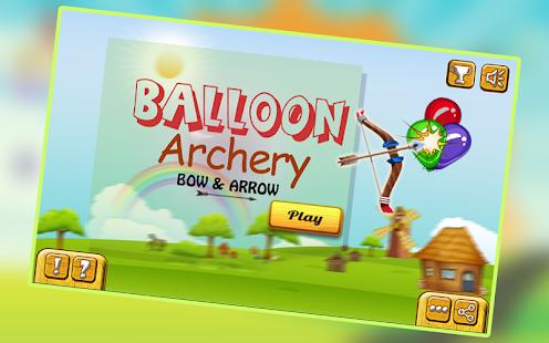 Balloon Archery : Bow Arrow