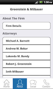 NYC LawFirm- screenshot thumbnail