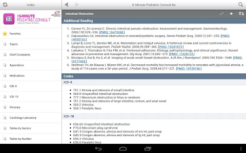 5-Minute Pediatric Consult v2.2.38