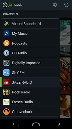Jamcast - DLNA UPnP Sonos Xbox