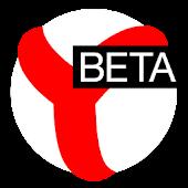 Яндекс.Браузер Beta