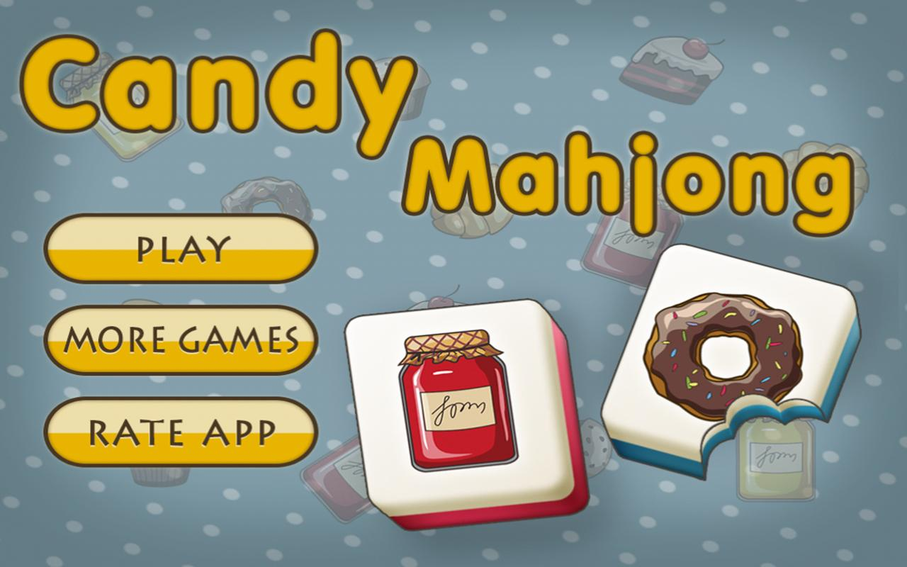 Candy Mahjong- screenshot