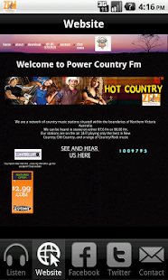 Power Country Fm- screenshot thumbnail