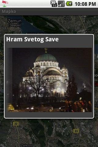 Belgrade Walker- screenshot