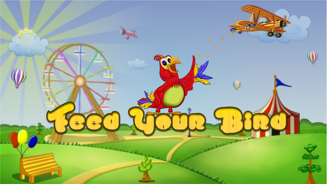 Feed Your Bird - screenshot