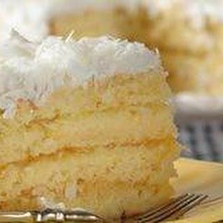 Coconut Cake Recipe & Video