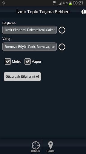 İzmir Toplu Taşıma Rehberi