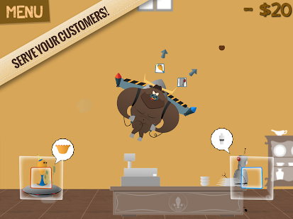 Jetpack Bull In A China Shop- screenshot thumbnail