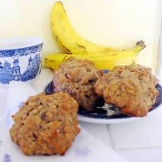 Banana Oatmeal Cookies III
