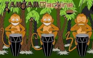 Screenshot of Tamtam Machine Pro