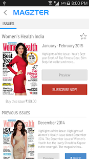 Magzter -Magazine & Book Store - screenshot thumbnail