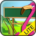 Practice English for kids lite icon