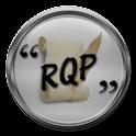 Random Quote Page logo